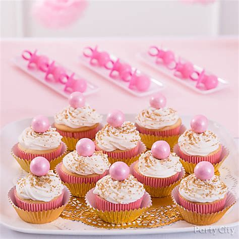 Princess Baby Shower Ideas by Princess Baby Shower Cupcakes Idea City