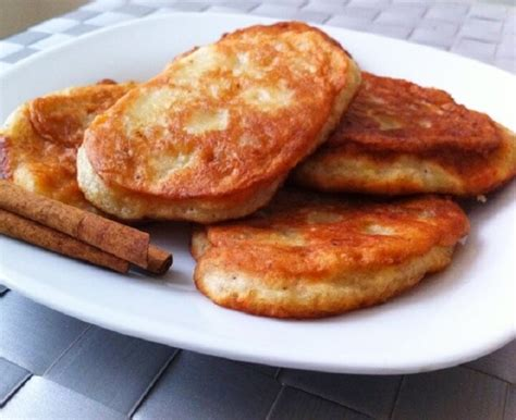 Traditional Kitchen Island ripe banana fritters taste the islands