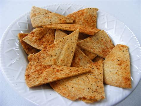 Ready Lagi Wedges Pita baked chips tortilla or pita recipe genius kitchen