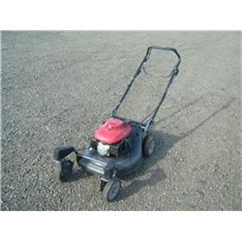 honda  quadra cut system lawn mower
