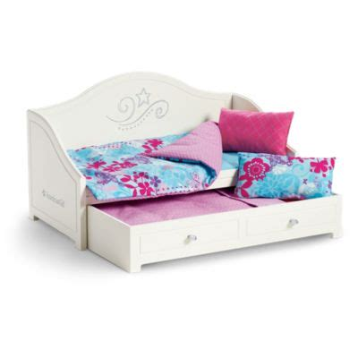 american bedding mattress trundle bed bedding set truly me american girl