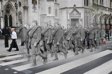 508765 the last day of wwi these surreal composite photos show the haunting legacy of