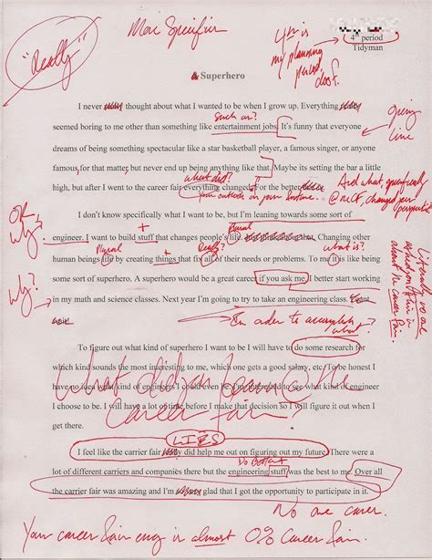 Edit Essays by Peer Editing College Essay Writefiction581 Web Fc2