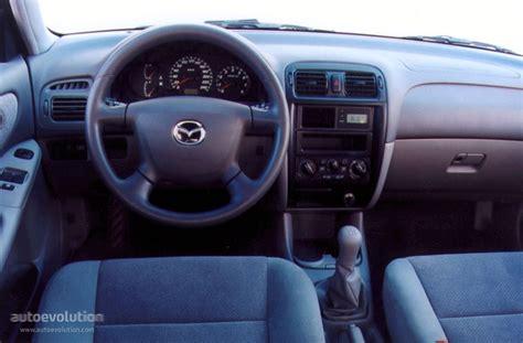 Mazda 626 Interior by Mazda 626 2001 Interior
