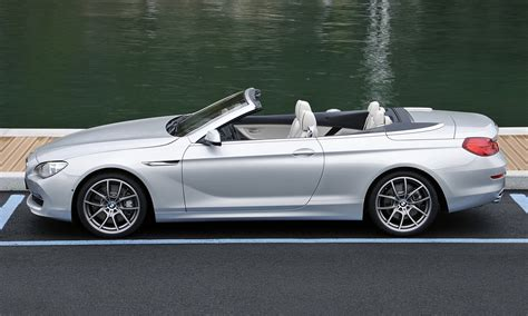 2012 bmw convertible 2012 bmw 6 series convertible preview