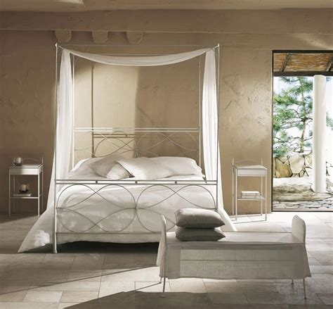 bed canopys single modern canopy bed with hand polished welds idfdesign