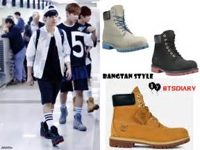 Bangtan style bts airport fashion going to japan 140529