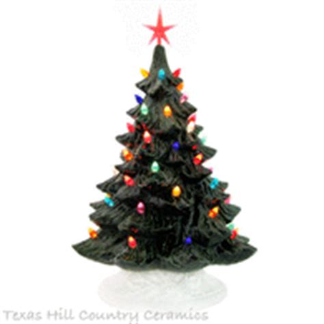 6 sided ceramic base for 27 inch christmas tree trees large 18 24 inch hill country ceramics