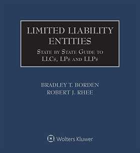 A State By State Guide To Llcs Lps And Llps Wolters
