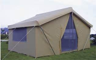 Canvas Canopy Tent by Canvas Tent Canvas Camping Tents Canvas Tents