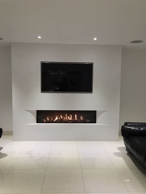 modern chimney tulp balanced flue gas with the superb undercover