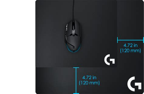 Logitech G640 Large Cloth Gaming Mousepad Mouse Pad logitech g640 large cloth gaming mouse pad performance addition