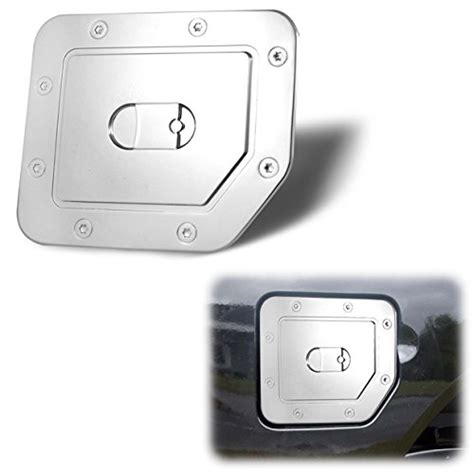 Tank Cover Chrome Terios Model Exclusive automodzone chrome abs fuel tank gas door cap cover for 04 15 nissan titan 11street malaysia