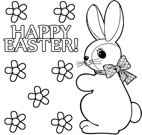 easter bunny coloring pages that you can print free picture of easter bunny coloring the art jinni