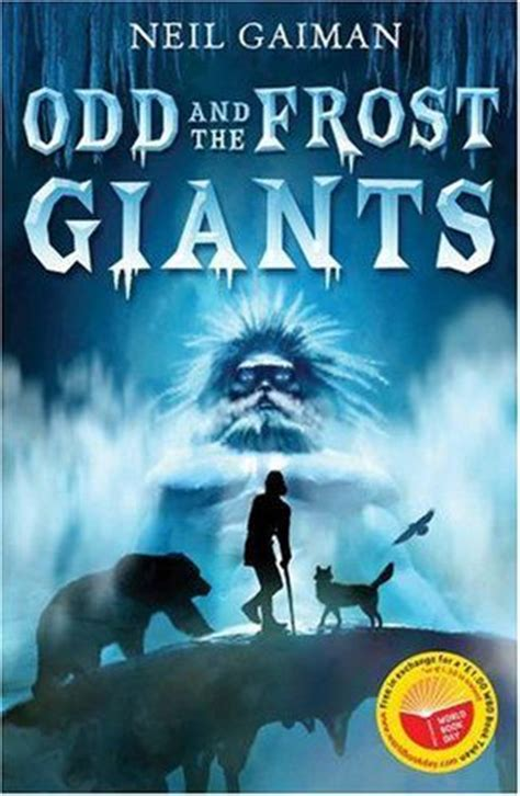 odd and the frost giants by neil gaiman reviews discussion bookclubs lists