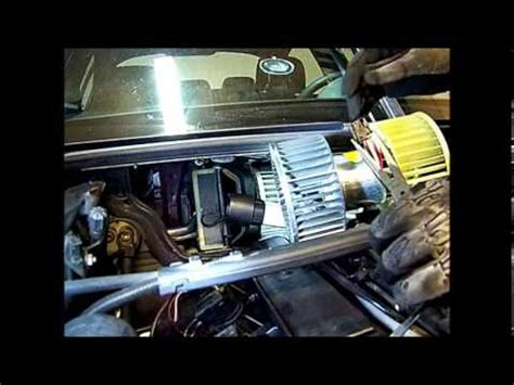 bmw e46 blower motor resistor replacement e46 bmw 330i heater ac blower motor fan replacement dragtimes