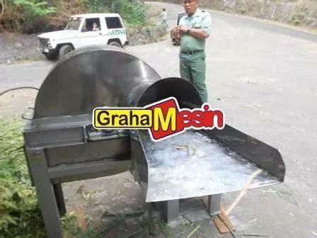 Mesin Pencacah Rumput Kapasitas Besar tempat pemesanan dan pembuatan mesin perajang rumput