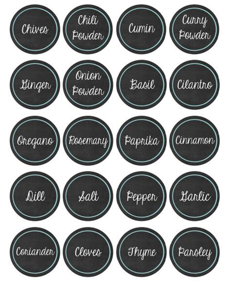 Professional Kitchen Labels 17 Best Ideas About Jar Labels On Glass Jars