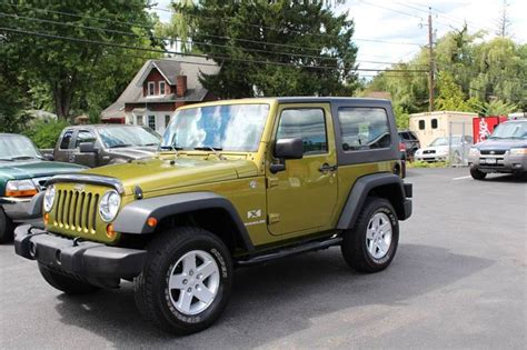 2007 Jeep Wrangler For Sale Cheap 2007 Jeep Wrangler For Sale Carsforsale