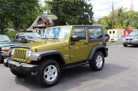 2007 Jeep Wrangler For Sale 2007 Jeep Wrangler For Sale Carsforsale