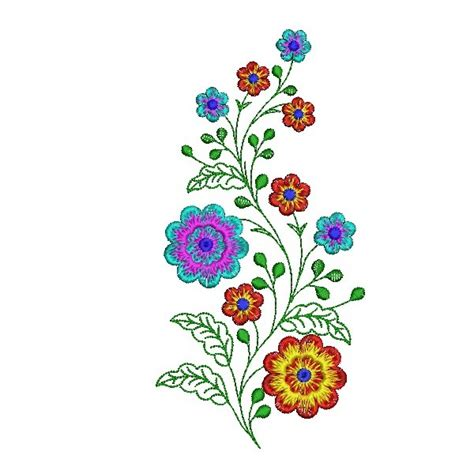 flower design images flower plant embroidery designs embroideryshristi