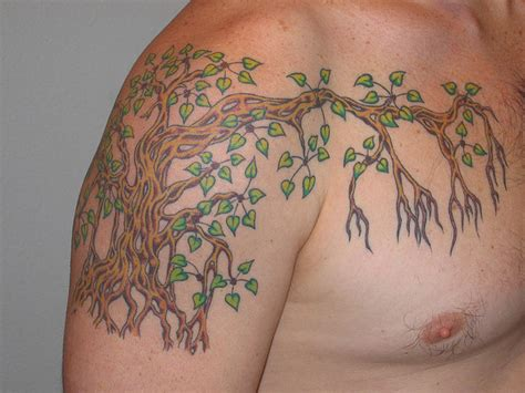 bodhi tree tattoo 11 bodhi tree tattoos