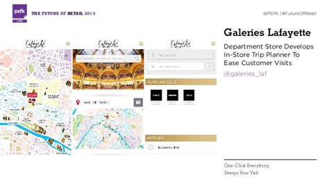 psfk 2017 forecast summary report galeries lafayette department store develops