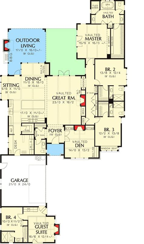 house plans with inlaw wing apartments house plans with inlaw wing guest suite house plans luxamcc
