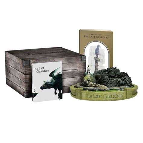 Ps4 The Last Guardian Collectors Edition the last guardian collectors edition ps4 kuma cz