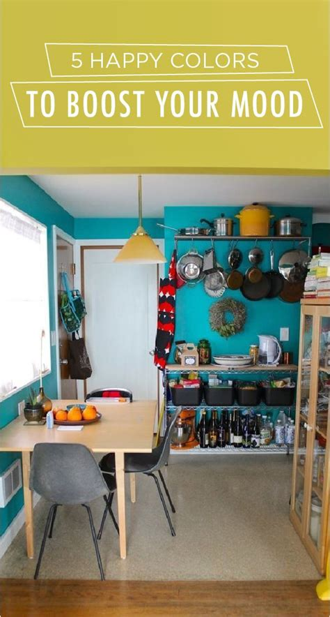 five happy colors to boost your mood behr paint paint shades happy colors and spaces