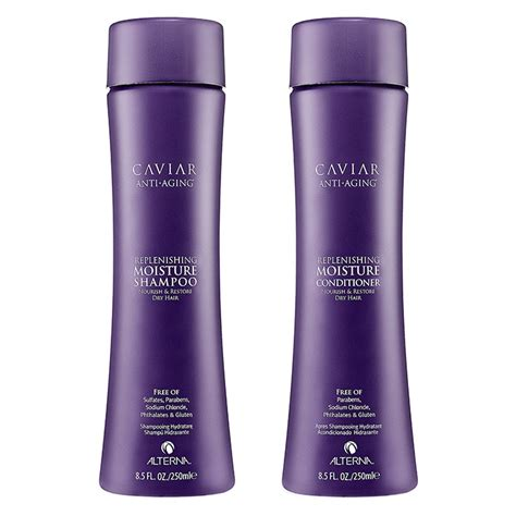 Caviar Shoo Conditioner alterna caviar anti aging 174 replenishing moisture shoo