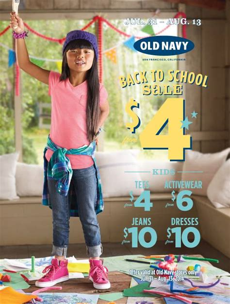 old navy coupons for sale items old navy 10 jeans for kids through august 13