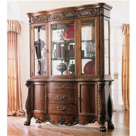 ashley furniture china cabinet ashley curio cabinets cabinets matttroy