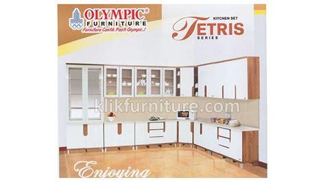 Lemari Dapur Merk Olympic ksc 0111095 lemari dapur tetris olympic promo