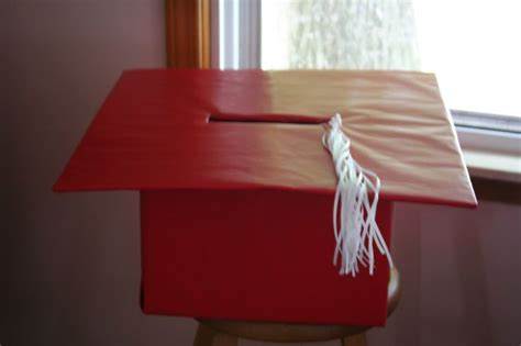 how to make graduation card box 17 best ideas about graduation card boxes on