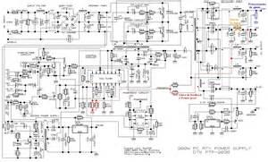 modificaci 243 n de fuentes de pc para uso de radioaficionados