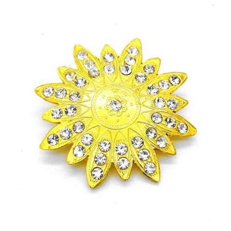 Bross Bunga Mata bros kerajaan bunga matahari pusaka dunia