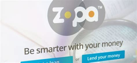 zopa bank zopa plans to launch bank peer2peer finance news