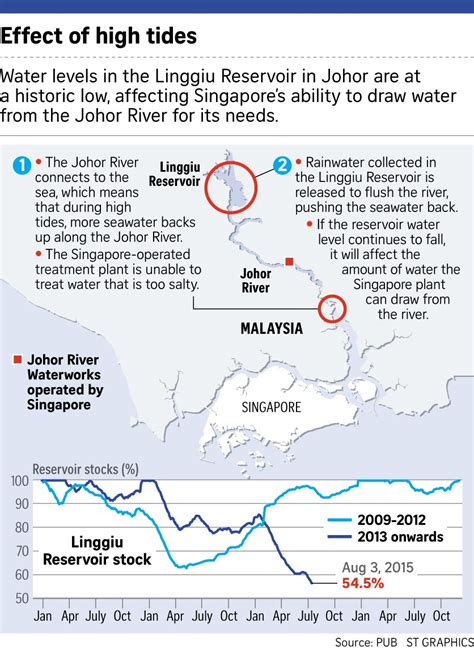 Dun Talk Lah How Johor S Growing Water Woes Could