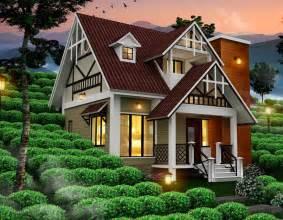 Home Design For Village In India Contemporary House Design In Kuttikkanam Amazing