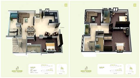 3 bhk floor plan golf edge floor plans premium 2 3 bhk apartments