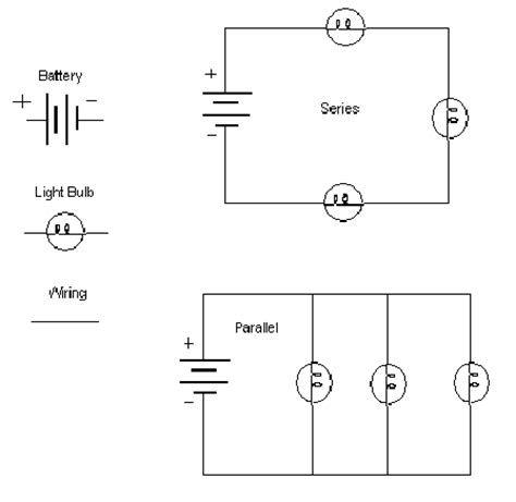 parallel and series resistors in a circuit electrifying the world lesson www teachengineering org