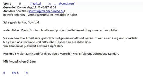 Aalen Zufriedene Vermieter Brenner Immobilien Gmbh
