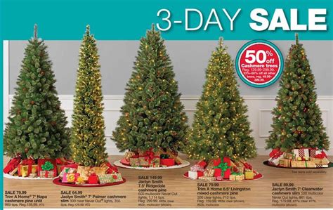 best black friday sales on christmas trees