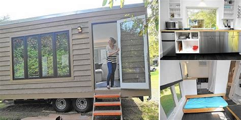 small eco friendly house plans these middle schoolers built a clone of our favorite high tech tiny house tiny house for us