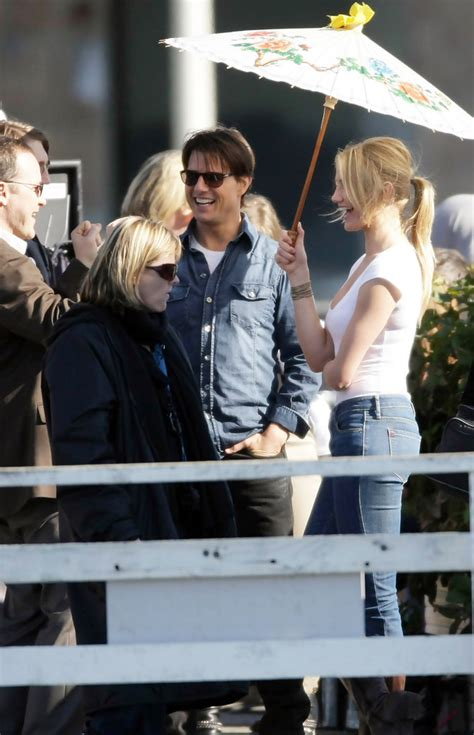 film tom cruise und cameron diaz cameron diaz in tom cruise films quot knight and day quot zimbio
