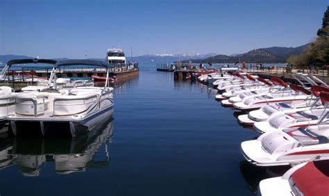 fishing boat rentals tahoe 8 best boating on lake tahoe images on pinterest lakes