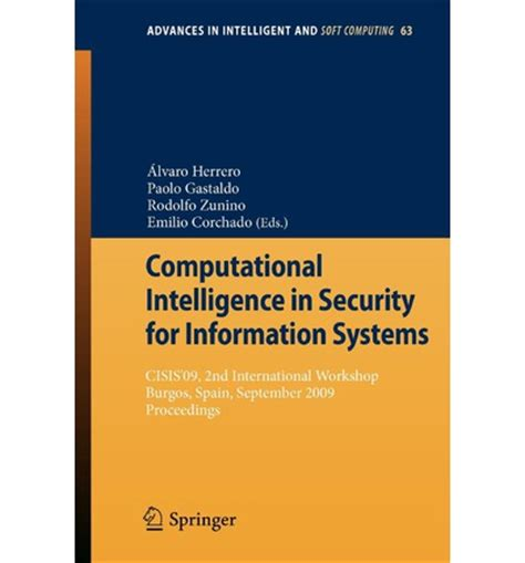 computational intelligence in security for information