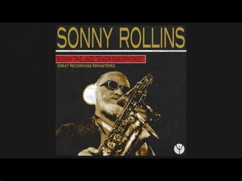 sonny rollins st thomas youtube sonny rollins st thomas 1956 youtube