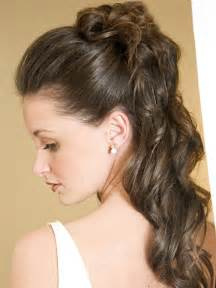 30 half up half hairstyles you should try slodive
